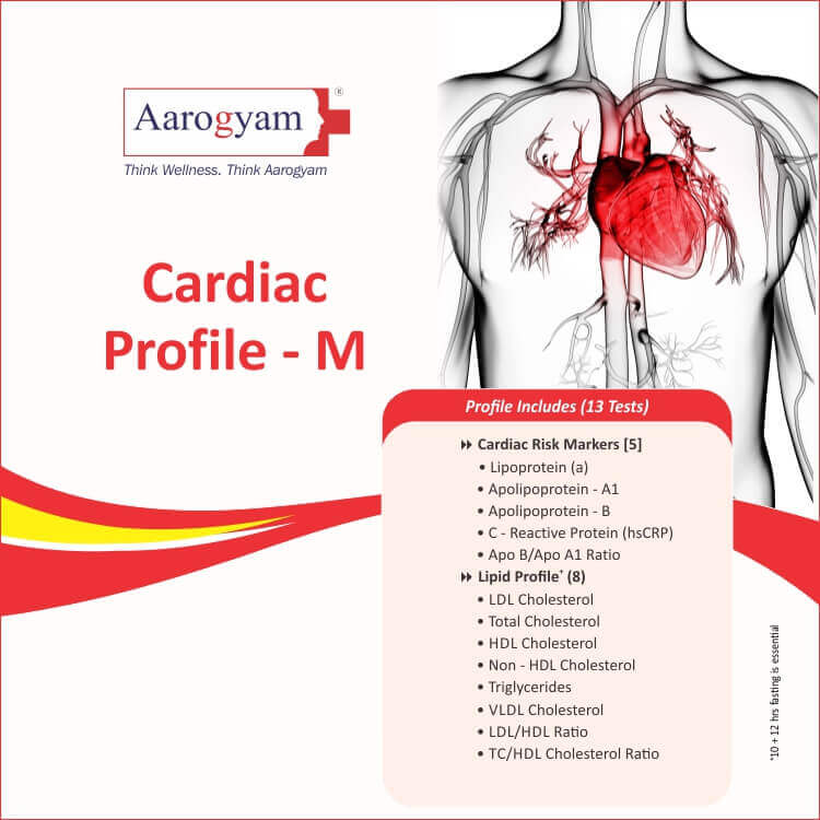 CARDIAC PROFILE - M